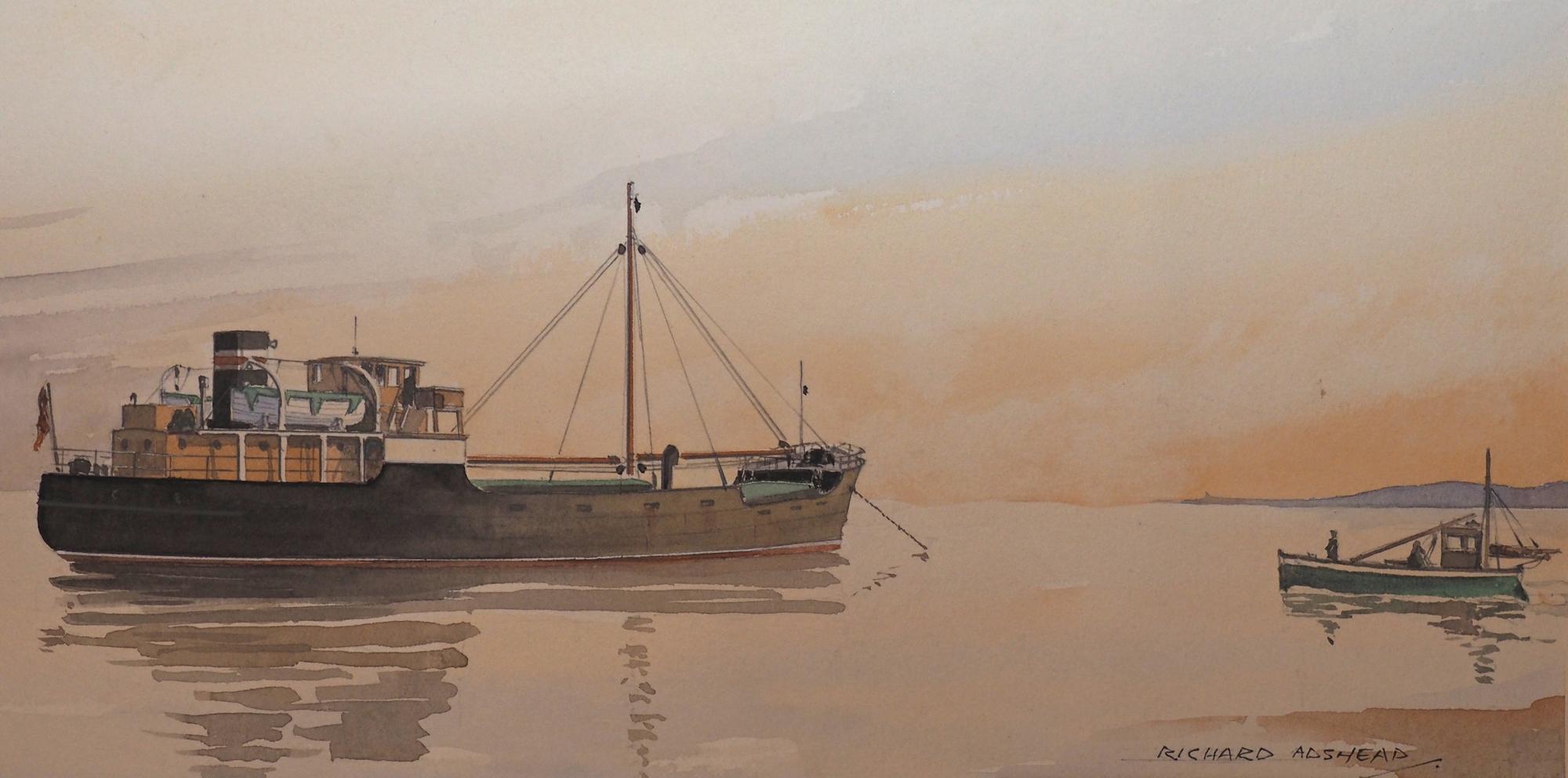 MV Ferryhill