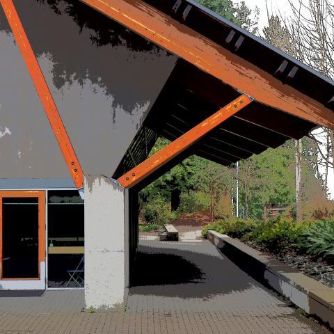 recreation Centre, Gleneagles, West Vancouver
